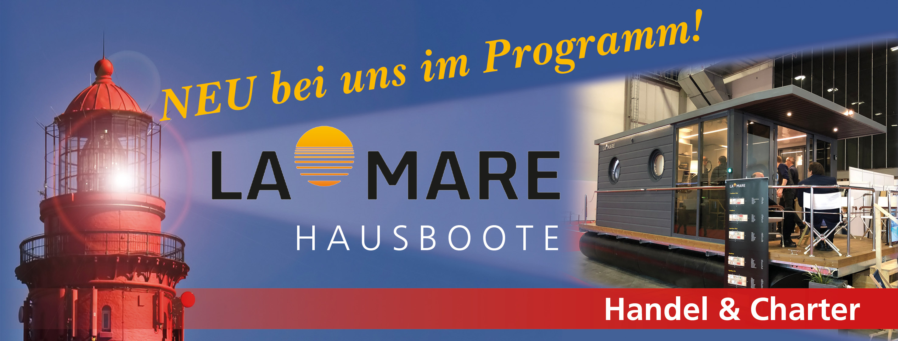 LaMare Hausboote